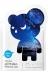 "Маска для Глубокого Увлажнения ""Мишка Млечный путь"" Двухфазная THE OOZOO Oozoo Bear water-bang hydrating mask  The OOZOO фото №1"