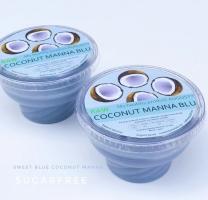 Голубая кокосовая манна 150 грм