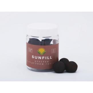 Конфеты с кедровым орехом без сахара (raw) 25 конфет, 160 грамм фото №1