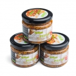Champesto Соус-паштет из шампиньонов с вялеными томатами  260 грм