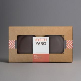 """YARO Набор конфет """"Vegan wheel"""" raw 132гр фото №1"""