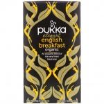 """Органический черный чай """"Elegant English breakfast """", 20 пакетиков"""