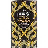 """Органический чай  """"Elegant English breakfast """", 20 пакетиков"""