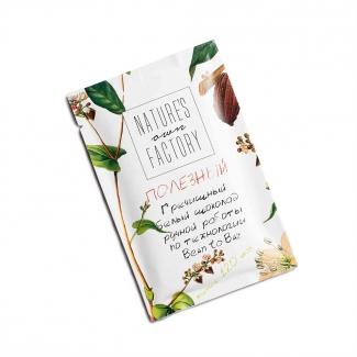 Белый шоколад с гречишным чаем фото №1