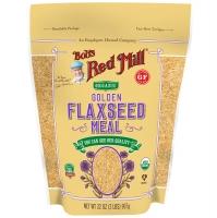 Органические цельные золотые семена льна 368 грамм
