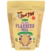 Органические цельные золотые семена льна 368 грамм Bob's Red Mill фото №1