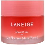 Ночная маска для губ с ягодным экстрактом, 20 г