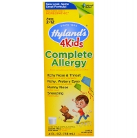 Натуральное средство от аллергии Allergy 4 Kids, 118 мл