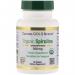 Органическая спирулина, сертифицирована Министерством сельского хозяйства США, 500 мг, 60 таблеток фото №1