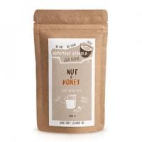 """Гранола """"Nut&Honey""""с орехами и медом без сахара 250 грамм"""