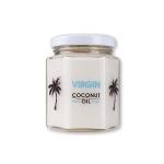 Нерафинированное кокосовое масло Hillary VIRGIN COCONUT OIL 190 мл