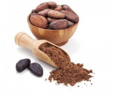 Органический темный премиум порошок какао (на развес). Суперфуд. 100 грамм фото №1