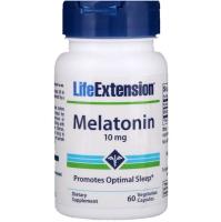 Мелатонин 10 мг, 60 вегетарианских капсул