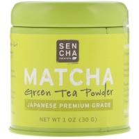 Японский порошковый зеленый чай Матча премиум-класса, 30грм