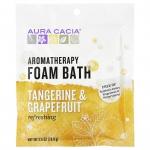 Пена-ароматерапия для ванн, освежающий мандарин и грейпфрут, 70.9 грамм