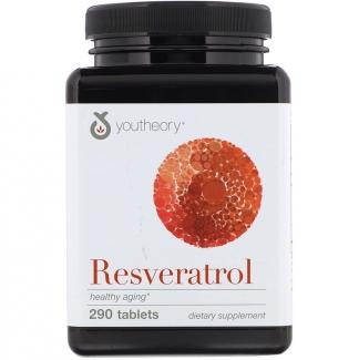 Resveratrol Ресвератрол 290 табл фото №1