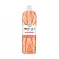 Honest Dish Soap  grapefruit glow, средство для мытья посуды грейпфрут, 709 мл