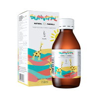 SunVital Natural KIDS Formula иммунный сироп