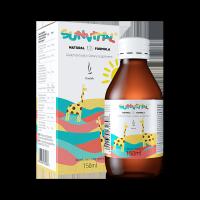 SunVital Natural KIDS Formula иммунный сироп