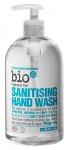 Органическое дезинфицирующее жидкое мыло с дозатором, Bio-D без запаха, 500 мл