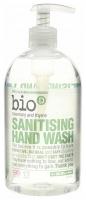Bio-D дезинфицирующее жидкое мыло для рук с эфирными маслами розмарина и тимьяна 500 мл