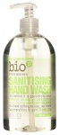 Bio–D дезинфицирующее органическое жидкое мыло с алоэ и лаймом  500 мл