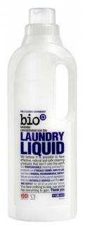 Концентрированное экологическое жидкое средство для стирки c лавандой Laundry Liquid 1 литр фото №1
