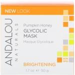Гликолевая маска, с тыквой и медом, осветляющая (50 мл)