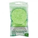 Eco Tools, Натуральные губки для удаления маски 2 шт