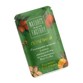 Гречишный шоколад с манго  фото №1