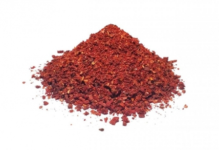 Натуральные специи томаты сушеные, нарезные 50 грамм фото №1