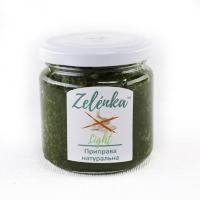 Натуральная приправа из свежей зелени Light (без чеснока) 200 грамм