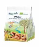 Органические итальянские  сушки (бублики) Таралли 125 грм