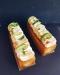 Лимонний кекс з цукатами імбиру 700 грам Culinary Dreams фото №1