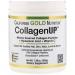 Collagen UP, пептиды коллагена из морских источников + гиалуроновая кислота + витамин С, 205 грамм California Gold Nutrition фото №1