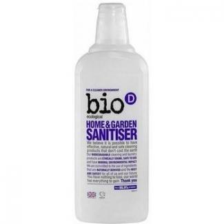 Универсальное дезинфицирующее средство для удаления запаха Home&Garden sanitizer Bio – D, 750 МЛ фото №1