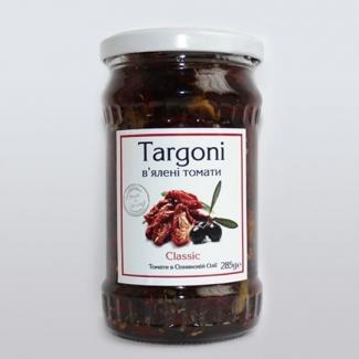 """Вяленые томаты """"Classic"""" в оливковом масле 285 грамм фото №1"""