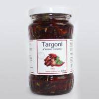 """Вяленые томаты """"Hot"""" с перцем чили 170 грамм"""
