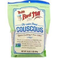Bob's Red Mill, трехцветный кус-кус, 454 г