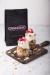 Гранола Berry Bowl, с сублимированными клубникой, ягодами асаи и малинoй 350 грамм фото №2