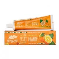 Натуральная зубная паста с апельсином 75 мл
