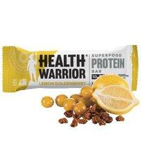 """""""Health Warrior"""" lemon goldenberry, протеиновый батончик из чиа, физалиса и лимона. 50 грамм"""