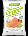 Безглютеновые органические картофельные снеки Vegee 85 грамм