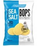 Безглютеновые органические картофельные снеки  с морской солью 85 грм