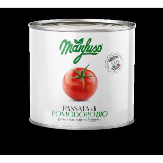 Органический томатный соус (пюре) 2500 грамм. фото №1
