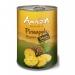 Органические ломтики ананаса без сахара Amaizin, 400 мл. Markal фото №1