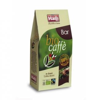Органический кофе обжаренный в зёрнах 200 грамм фото №1