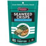 Хрустящие морские водоросли, миндаль и кунжут (35 г)