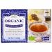 Органический черный чай English Breakfast, 25 пакетиков фото №1