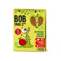 """Натуральные яблочные конфеты без сахара """"Улитка Боб"""" (пастила) 120грамм"""